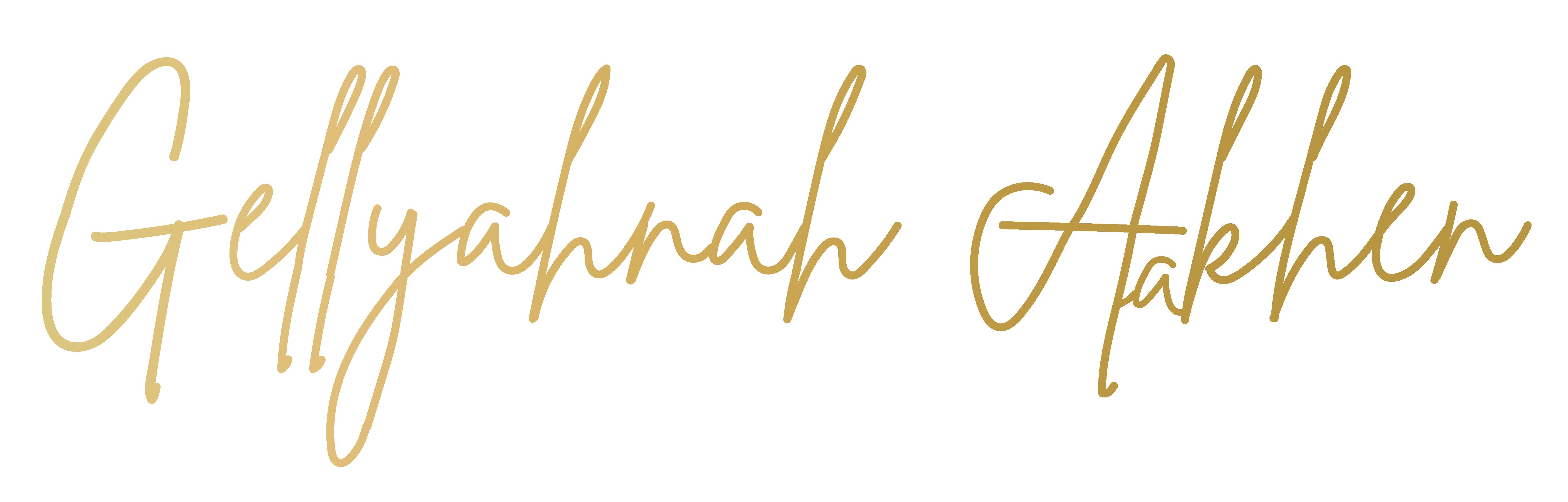Gellyahnah Aakhen logo